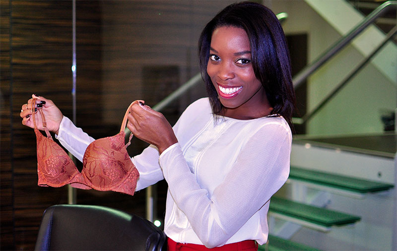 f99456f6c6 Nubian Skin  a hosiery and lingerie line for women of colour founded by  British entrepreneur Ade Hassan