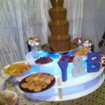 Exclusive Chocolate Fountain