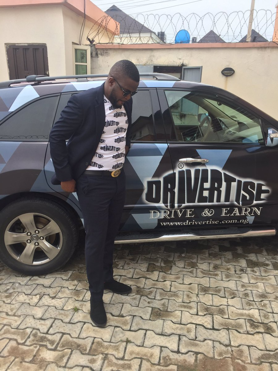 Nigeria\'s Drivertise turns your car into a money-spinning ads ...