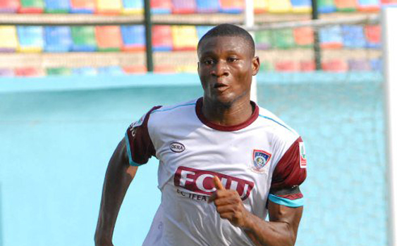 Godwin Obaje is the highest paid player in Nigeria Professional Football League history