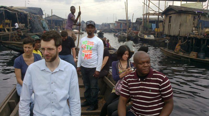 Makoko the Venice of Nigeria in Africa