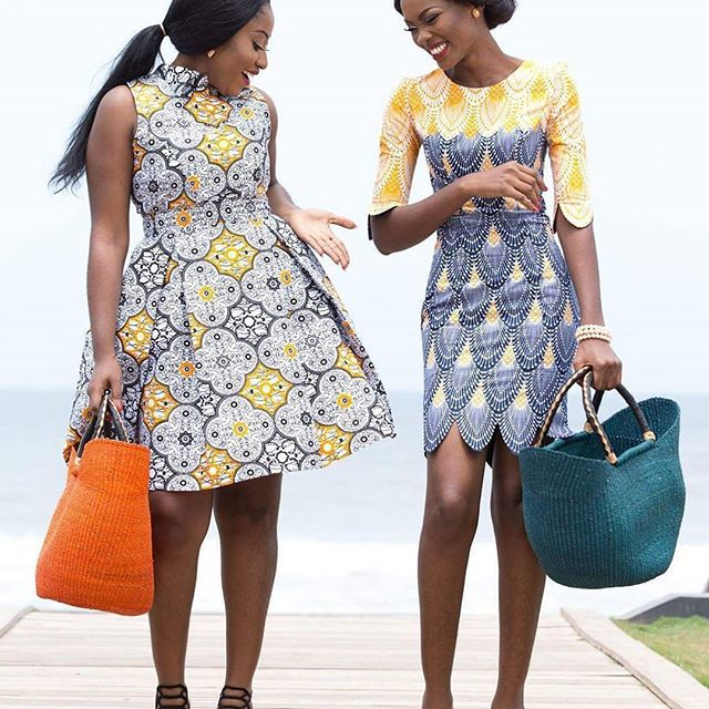 a3285b56a30 Who Says You Cant Wear These 22 Beautiful Ankara Styles To Work ...