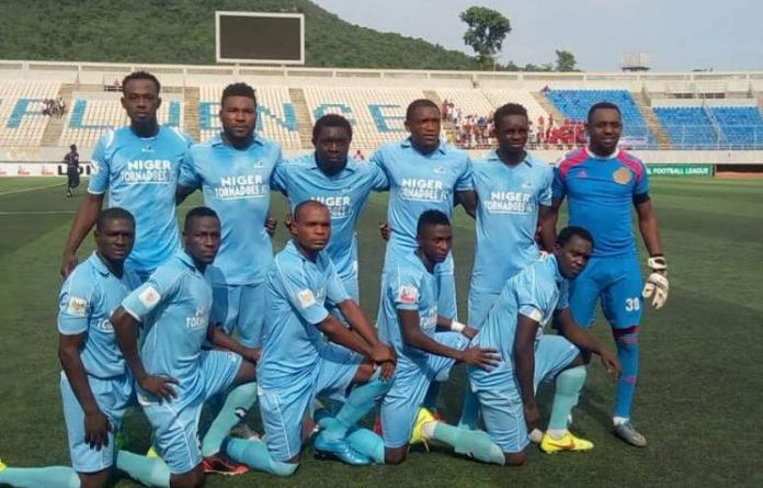 We were unlucky against Akwa United in Aiteo Cup final – Niger Tornadoes' Wilfred Ammeh