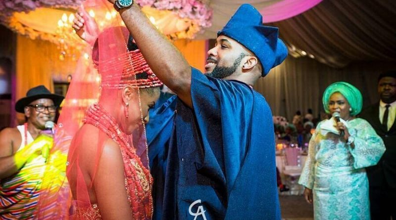 SEE 108 Photos from Banky W and Adesua Etomi's Traditional Wedding #BAAD2017