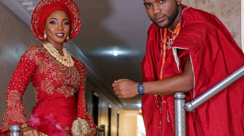 These 10 Couples Rocked Their Aso Oke For Their