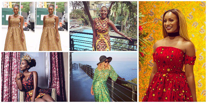 Ladies, Here are DJ Cuppy's Top 10 Ankara Styles That You'll Totally Love