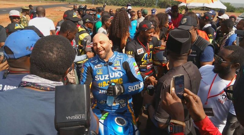 Tecno Mobile Sponsors the First Ever 'Superbike and Motor Racing' Championship on Nigeria's largest racetrack