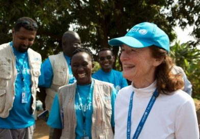 New UNICEF chief to engage private sector to help children