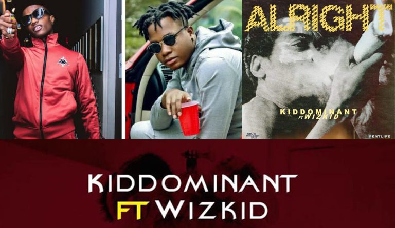 Listen To Wizkid & Kiddominant Make Magic On New Track, 'Alright'