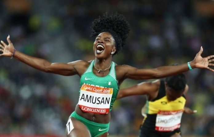 I wanted to break Commonwealth Games record – Tobi Amusan