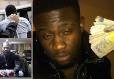 Two Nigerian 'yahoo yahoo boys' jailed in UK over £1m fraud