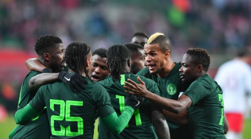 According To This Survey, Most Africans Will Be Supporting Nigeria At The 2018 World Cup