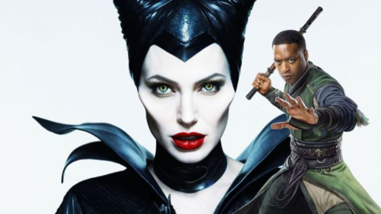 Chiwetel Ejiofor Is In Talks To Join Angelina Jolie In