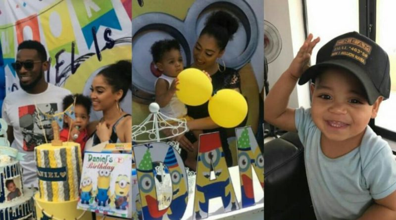 Photos from the 1st Birthday Party of Dbanj's Son Daniel Oyebanjo