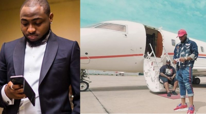 Davido finally explains what is stopping 'Air OBO' from launching