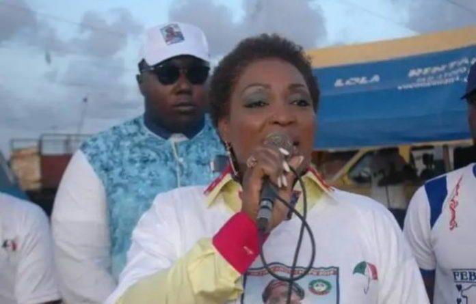 US-based woman, Princess Oyenike Oyedele Roberts joins Nigeria's presidential race