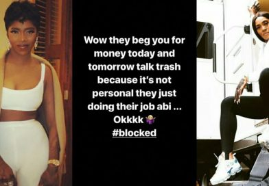 'Celebrities are humans too. You can't beg me for money, then talk trash about me' – Tiwa Savage laments