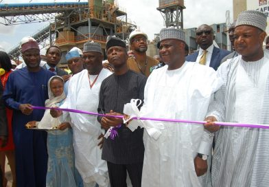 Osinbajo Inaugurates BUA's $350m Kalabaina Cement Plant