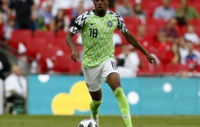 Nigeria's Alex Iwobi shifts focus to 2019 Nations Cup