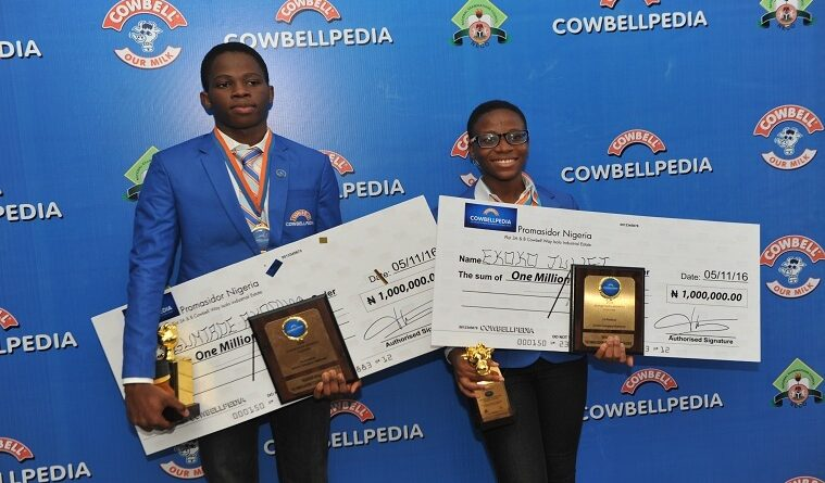 TEACHERS APPLAUD PROMASIDOR OVER COWBELLPEDIA ACADEMY
