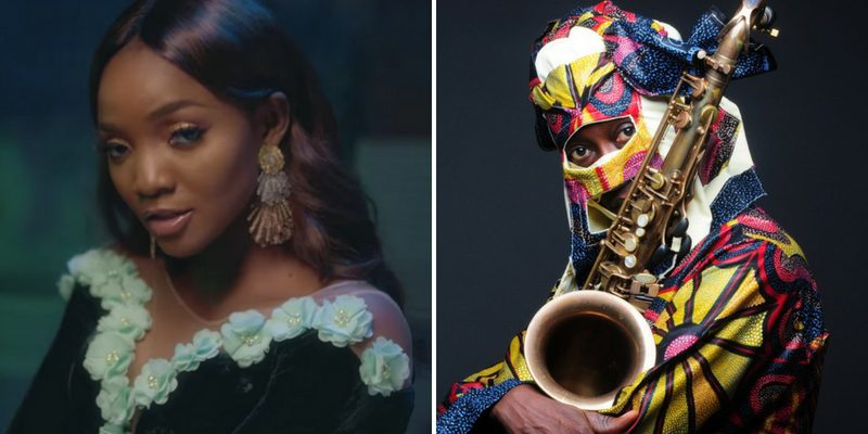 Watch Simi & Lagbaja Perform The Iconic Love Song, 'Never Far Away'