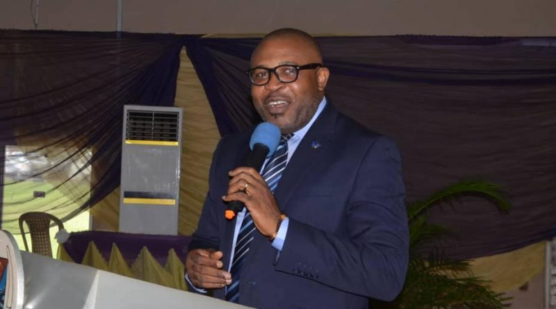 Kufre Ekanem Appointed FUTA Goodwill Ambassador …Holds First Distinguished Lecture