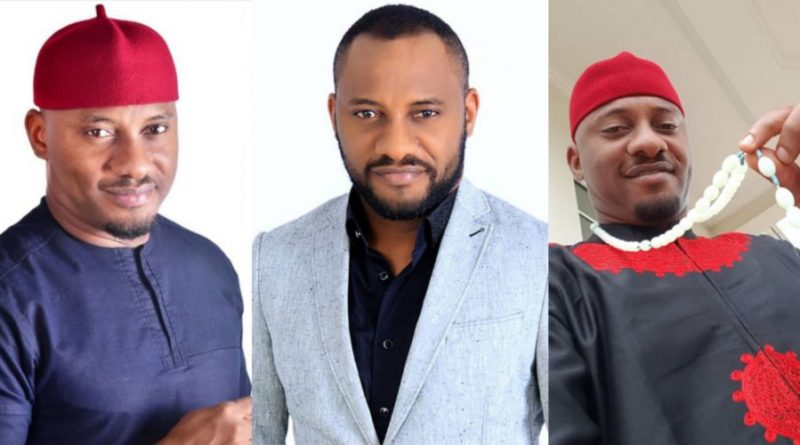 Why I won't run for presidency in 2019 – Yul Edochie