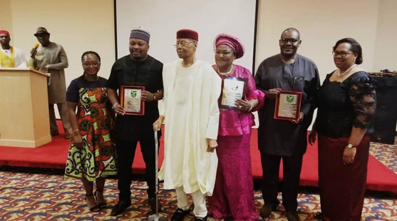 ECOBA Lagos Honours Dig Omeben, Others at 2018 Dinner
