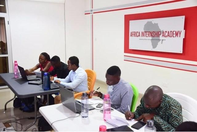 Addressing Youth Unemployment in Africa through Africa Internship Academy Approach