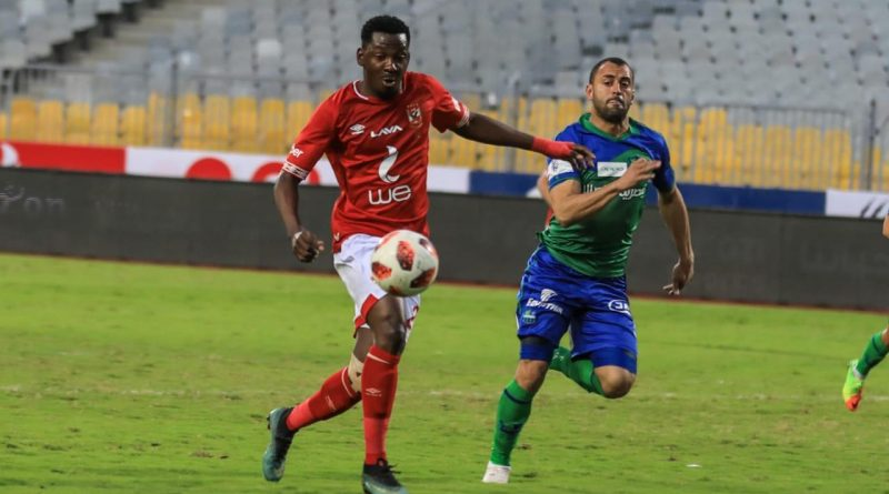 Junior Ajayi set to sign contract extension with Al Ahly