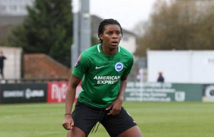 Falcons' attacker Ini Umotong bags first class degree in England