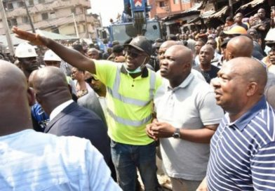 Governor Ambode orders investigation into collapsed Lagos school building