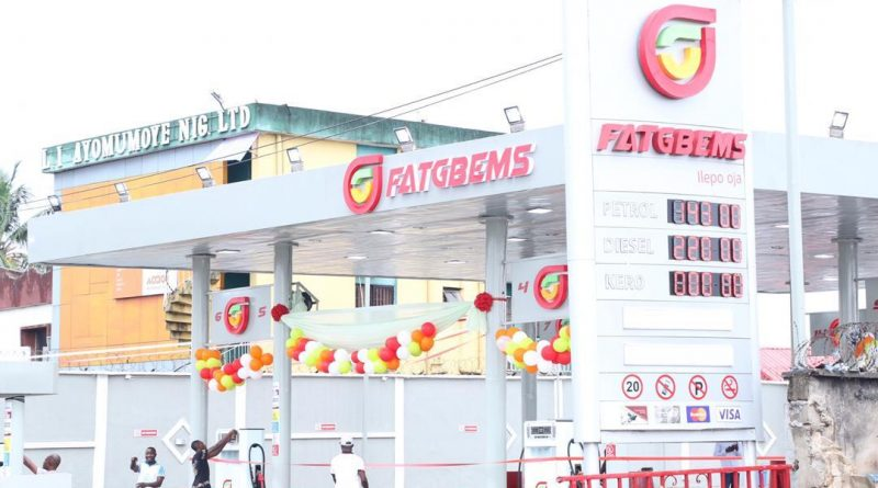 Fatgbems Petroleum Commissions New Retail Outlet at Abule-Egba in Lagos