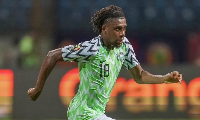 Alex Iwobi tips City to defend EPL title