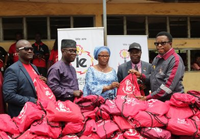 Ikorodu Community commends Ikeja Electric for Back-To-School initiative