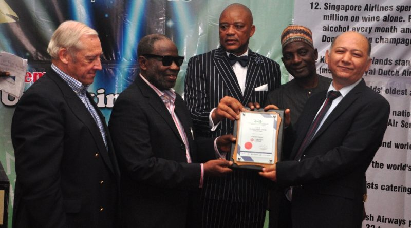 Turkish Airlines Wins Best Airline Cargo in Nigeria of the Year