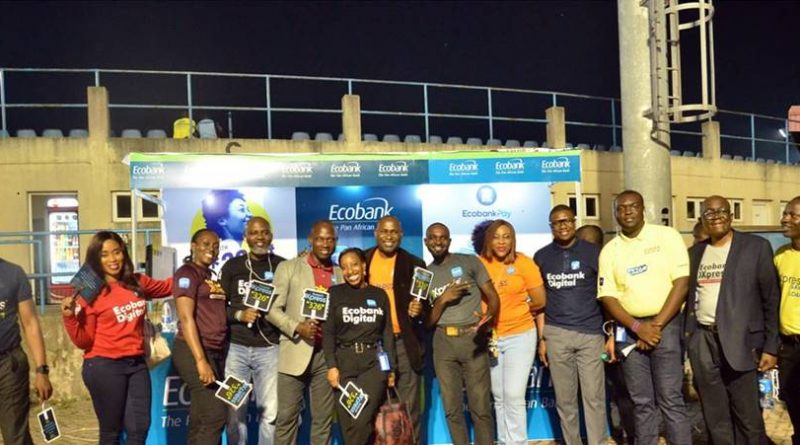 Ecobankmobile *326# Serenades Stars, Guests at AFRIMA Awards