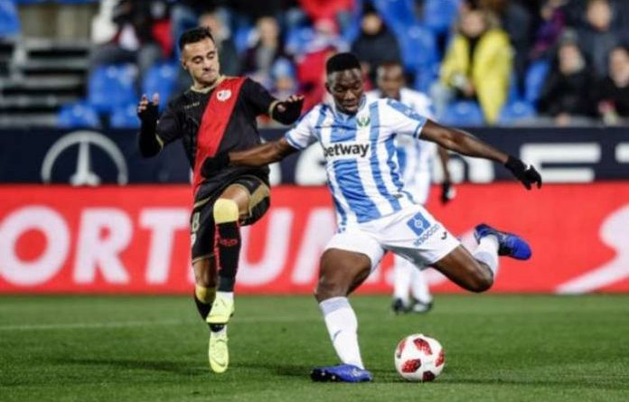 Kenneth Omeruo eyes quick return from injury